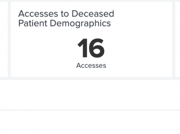 Deceased Patient Demographics Access