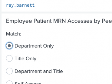 Employee Patient Record Access